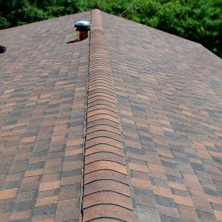 GAF Timberline Architectural Asphalt Roof Installation