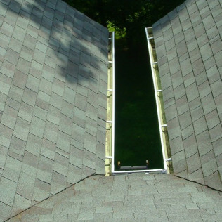 Annual Gutter Cleaning Maintenance