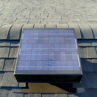 Solar Panel Installation On Roof